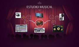 ESTUDIO MUSICAL