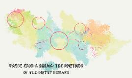Twice upon a dream: the rhetoric of the Disney remake
