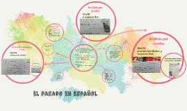 Copy of El pasado en español