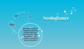 neologismer