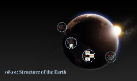 08.01: Structure of the Earth