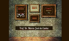 Professor Márcio José da Cunha