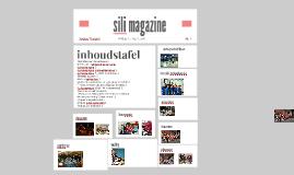sili magazine