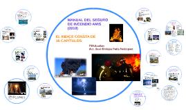 Índice del manual de incendio AMIS