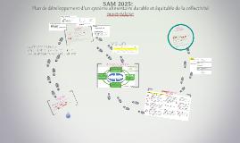 Plan de développement d'un système alimentaire durable et éq