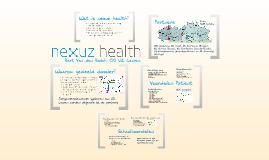 Nexuz Health voorstelling op Zorgidee 2011 UHasselt