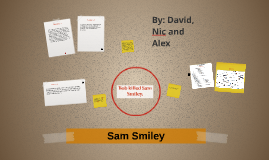 Copy of Sam Smiley