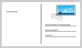 Helensvale Design Folio - Manuafacturing