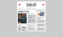 Cre8ive Art Syllabus