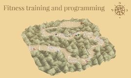 Fitness training and programming: Aerobic endurance and Muscular endurance
