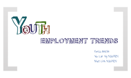 Youth Employment Trends - Version 2