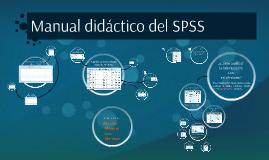 Copy of Copy of Manual didáctico del SPSS