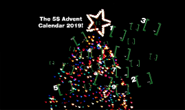 Copy of Advent Calendar Template