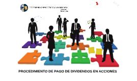 Copia de PROCEDIMIENTO DE PAGO DE DIVIDENDOS EN ACCIONES
