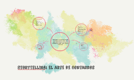 Storytelling: el arte de Contarnos