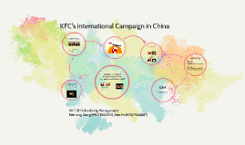KFC's international Campaign in China