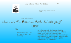 Copy of Where are the Bozeman Public Schools going?