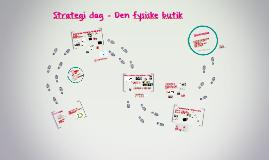 Facilitering af Strategidag for detailhandler