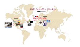 WWII: Subaltern Stories