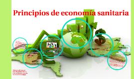 Copy of Principios de economía sanitaria