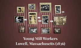 Young Mill Workers