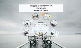 Copy of Blogging Presentation