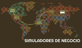 SIMULADORES DE NEGOCIO