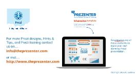 Copy of Prezi Template - Infographics