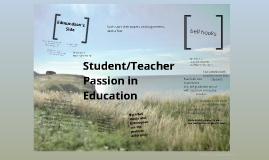 Copy of Student/Teacher Relationships through Edmundson and Hooks