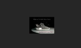 Male vs. Female: Shoe Game