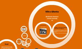 Vilna Ghetto