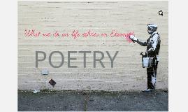 Poetic Elements