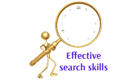 Effective search skills - EBD staff