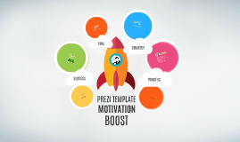 Motivation Boost - Prezi template