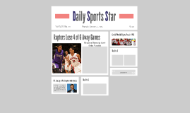 Daily Sports Stars