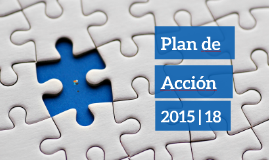 Plan de Acción 2015 | 2018 IES Don Orione