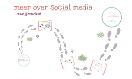 Meer over social media