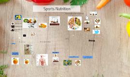 Sports Nutrition - Unit 11
