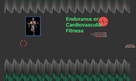 Endurance or Cardiovascular Fitness