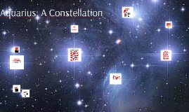 Aquarius Constellation Project