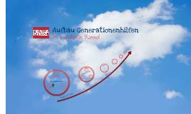 Aufbau von Generationenhilfen
