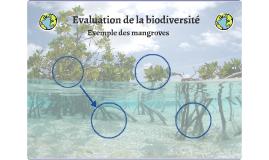 Evaluation de la biodiversité