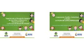 Copy of Escala de Desarrollo Infantil ICBF