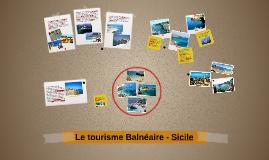 Le tourisme Balnéaire - Sicile