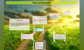 Copy of Theory of Cost & Profit