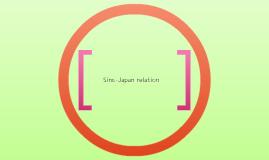 Sino-Japan