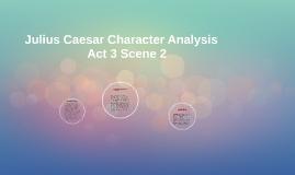 caesar character analysis