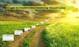 Struggle for Freedom (American Rev period)