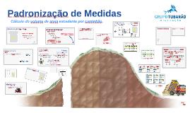 Copy of Padronização de medidas