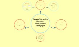 Copy of Departamento de Formación Pedagógica
